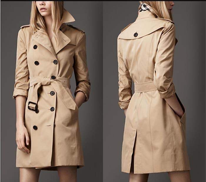 HOT-Sale-Classic-Women-Fashion-British-Long-Style-England-Trench