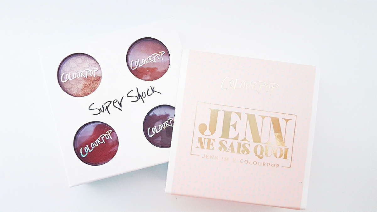 Jenn Im x ColourPop Review